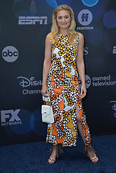 May 14, 2019 - New York, NY, USA - May 14, 2019  New York City..AJ Michalka attending Walt Disney Television Upfront presentation party arrivals at Tavern on the Green on May 14, 2019 in New York City. (Credit Image: © Kristin Callahan/Ace Pictures via ZUMA Press)
