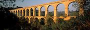 SPAIN, ROMAN CULTURE Las Ferreras Aqueduct, Tarragona