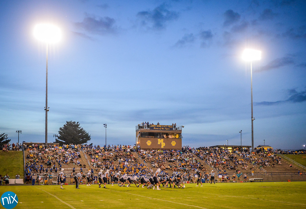 Nothing like Friday night lights in Cabarrus county
