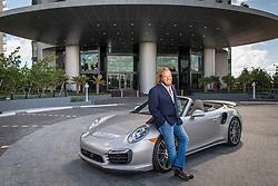 Gil Dezer of Dezer Development, developer of the Porsche Design Tower, located at 18555 Collins Ave, in Sunny Isles Beach.