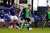 Dan Cowan. Oldham Athletic FC 0-2 Stockport County FC. Pre Season Friendly. 27.7.19