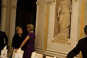 MME BERNADETTE CHIRAC, Christie's Gala. Casa Austria.  Amadeus Weekend. Salzburg. 22 August 2008.  *** Local Caption *** -DO NOT ARCHIVE-© Copyright Photograph by Dafydd Jones. 248 Clapham Rd. London SW9 0PZ. Tel 0207 820 0771. www.dafjones.com.