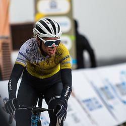 12-03-2021: Wielrennen: Healthy Ageing Tour: Wijster  <br />Ellen van Dijk