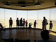 Mitzpe Ramon visitor's centre, Negev Desert, Israel,