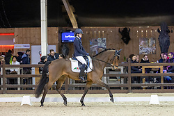 Schelstraete Amber, NED, Burberry<br /> CDI Lier 2020<br /> © Hippo Foto - Dirk Caremans<br /> 27/02/2020