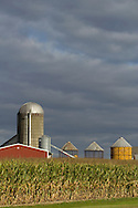 Town of Wallkill, New York  - A view of Smiley Farm on Oct. 15, 2013.