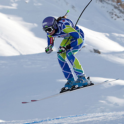 20101218: FRA, FIS World Cup Ski Alpin, Ladies Downhill, Val D Isere