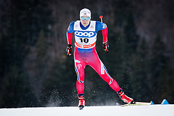 Brandsdal Eirik (NOR) during Man 1.2 km Free Sprint Qualification race at FIS Cross<br /> Country World Cup Planica 2016, on January 16, 2016 at Planica,Slovenia. Photo by Ziga Zupan / Sportida