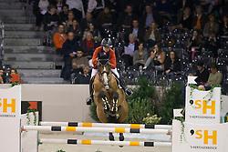 Coe Kirsten (DWB) - Combina<br /> Rolex FEI World Cup™ Jumping Final 2012<br /> 'S Hertogenbosch 2012<br /> © Dirk Caremans