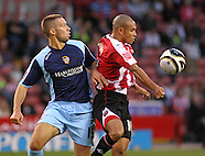 Sheffield United v Port Vale 130808