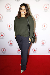 LOS ANGELES, CA - SEP 20: Karli Henriquez attends The Latin GRAMMY Acoustic Sessions at The Novo Theater September 20, 2017, in Downtown Los Angeles. Byline, credit, TV usage, web usage or linkback must read SILVEXPHOTO.COM. Failure to byline correctly will incur double the agreed fee. Tel: +1 714 504 6870.