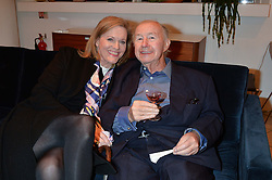 SIR TERENCE & LADY CONRAN at a party to celebrate the launch of Conran Italia at The Conran Shop, Michelin House, 81 Fulham Road, London on 19th March 2015.
