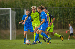 20# Paku Roland of NK Nafta 1903 during the match of 1st. round of Cup Slovenia 2020/21 between NK Sencur an NK Nafta 1903, on 02.09.2020 in Sencur, Slovenia. Photo by Urban Meglič / Sportida