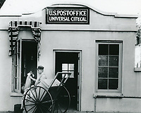 1922 Post Office at Universal Studios