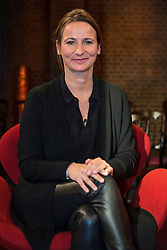 "15.01.2016, WDR Studios, Koeln, GER, Settermin, Kölner Treff, WDR Fernsehen, im Bild Bestatterin und Trauerbegleiterin Nicole Rinder // during a photocall for the German TV Station ""WDR"" Serie ""Koelner Treff"" at the WDR Studios in Koeln, Germany on 2016/01/15. EXPA Pictures © 2016, PhotoCredit: EXPA/ Eibner-Pressefoto/ Schüler<br /> <br /> *****ATTENTION - OUT of GER*****"