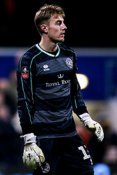 Joe Lumley of Queens Park Rangers - Mandatory by-line: Robbie Stephenson/JMP - 15/02/2019 - FOOTBALL - Loftus Road - London, England - Queens Park Rangers v Watford - Emirates FA Cup fifth round proper