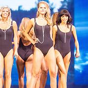 NLD/Hilversum/20160926 - Finale Miss Nederland 2016, Tiffany van der Zon, Michelle van Sonsbeek