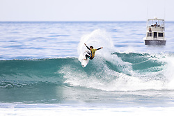 September 15, 2017 - Current No.1 on the Jeep Leaderboard Jordy Smith of South Africa is the 2017 Hurley Pro Trestles RUNNER-UP after placing second to Filipe Toledo of Brazil in the final at Trestles, CA, USA...Hurley Pro at Trestles 2017, California, USA - 15 Sep 2017 (Credit Image: © Rex Shutterstock via ZUMA Press)