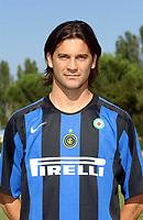 Fotball<br /> Foto: imago/Digitalsport<br /> NORWAY ONLY<br /> <br /> 08.08.2005  <br /> <br /> Santiago Solari - Inter Milan