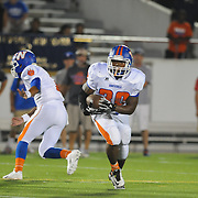 Laney played Whiteville in the final game of the 28th Annual BB&T Football Jamboree Friday August 15, 2014 at Legion Stadium in Wilmington, N.C. (Jason A. Frizzelle)
