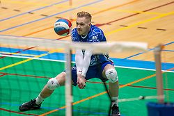Steven Ottevanger of Lycurgus in action during the league match between Active Living Orion vs. Amysoft Lycurgus on March 20, 2021 in Doetinchem.