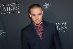 Liam Payne attends Fifty Shades Freed world premiere at Salle Pleyel on February 06, 2018 in Paris, France. Photo by Nasser Berzane/ABACAPRESS.COM