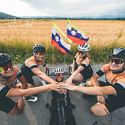 20210703: SLO, Cycling - Duracell team