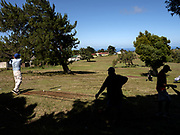 The Most Remote Golf Course in the World, is in Saint Helena