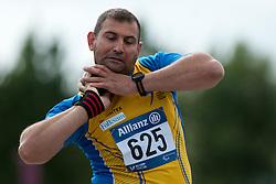 AL-JOBURI Mohammad, 2014 IPC European Athletics Championships, Swansea, Wales, United Kingdom