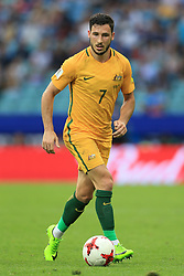 19th June 2017 - FIFA Confederations Cup (Group B) - Australia v Germany - Mathew Leckie of Australia - Photo: Simon Stacpoole / Offside.