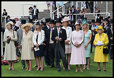 Royals at Royal Ascot- Day one - 19 June 2018