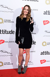 EDITORIAL USE ONLY<br /> Melanie Chisholm attends the Virgin Holidays Attitude Awards at the Roundhouse, London.