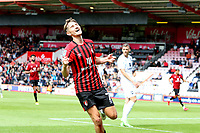 Football - 2021 / 2022 EFL Cup - Round 1 -AFC Bournemouth vs. MK Dons - <br /> <br /> Bournemouth's David Brooks celebrates scoring the opening goal during the EFL cup match at the Vitality Stadium (Dean Court) Bournemouth <br /> <br /> COLORSPORT/Shaun Boggust
