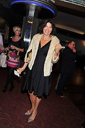 EVE BEST at the What's On Stage Awards 2012 held at the Prince of wales Theatre, London on 19th February 2012.
