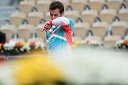 HUGO GASTON (FRA) during the Roland Garros 2020, Grand Slam tennis tournament, on October 2, 2020 at Roland Garros stadium in Paris, France - Photo Stephane Allaman / ProSportsImages / DPPI