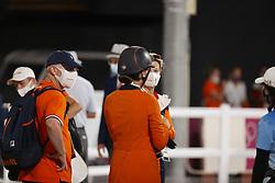 Boonzaaijer Janneke, NED<br /> Olympic Games Tokyo 2021<br /> © Hippo Foto - Stefan Lafrentz<br /> 30/07/2021