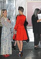LONDON - NOVEMBER 27: Pixie Geldof attended the British Fashion Awards 2012 at The Savoy Hotel, London, UK. (Photo by Richard Goldschmidt)
