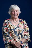 Veteran British politician and parliamentarian Baroness Shirley Williams, pictured at the Edinburgh International Book Festival where she talked about her autobiography. The three-week event is the world's biggest literary festival and is held during the annual Edinburgh Festival. The 2010 event featured talks and presentations by more than 500 authors from around the world.