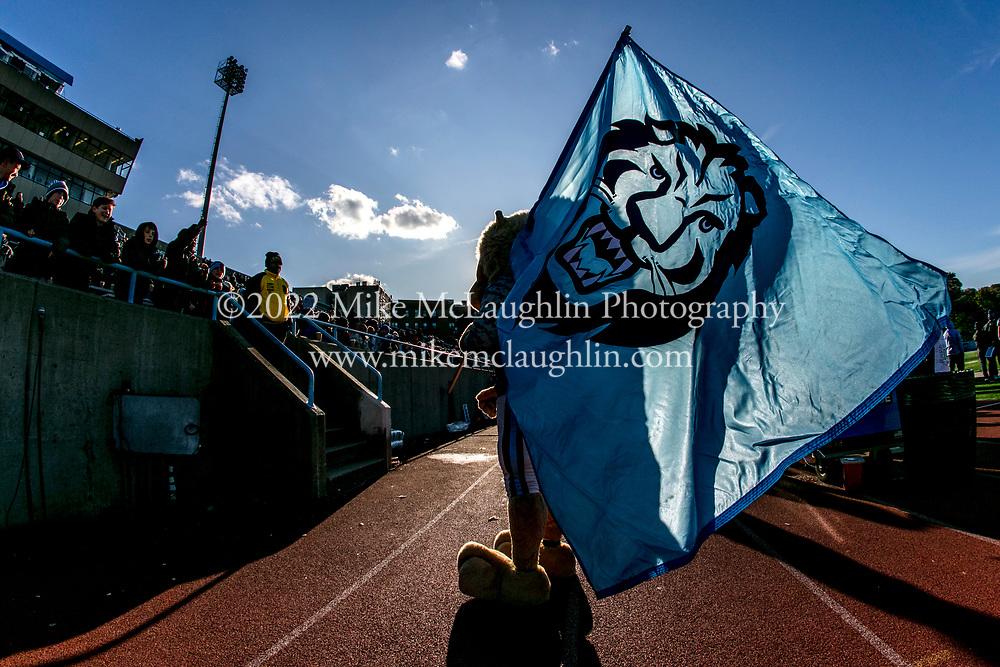 November 9, 2019 New York, NY<br /> Columbia University football v. Harvard.<br /> 2019 Mike McLaughlin<br /> https://mclaughlin.photoshelter.com/<br /> Mike McLaughlin