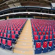 Turkey's and Czech Republic's during their UEFA Euro 2016 qualification Group A soccer match Turkey betwen Czech Republic at Sukru Saracoglu stadium in Istanbul October 10, 2014. Photo by Aykut AKICI/TURKPIX