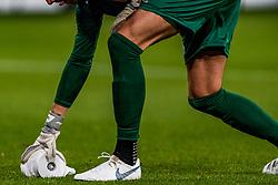 27-09-2018 NED: FC Utrecht - MVV Maastricht, Utrecht<br /> First round Dutch Cup stadium Nieuw Galgenwaard / Toilet paper on field, item