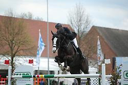 Rüder, Hans-Thorben (GER) Pure Pitu<br /> Redefin - Pferdefestival 2016<br /> © www.sportfotos-lafrentz.de