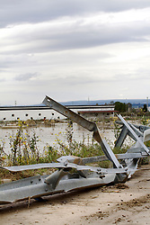 Alluvione a Ginosa Marina in Contrada Pantano
