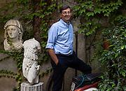 Milano, Casa degli Atelani. Vittorio Colao