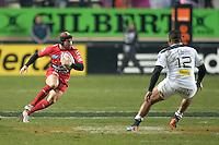 Leigh Halfpenny - 28.12.2014 - Stade Francais / Racing Club Toulon - 14eme journŽe de Top 14<br />Photo : Aurelien Meunier / Icon Sport