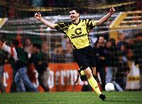 Fotball<br /> Tyskland<br /> Feature Borussia Dortmund<br /> Foto: Witters/Digitalsport<br /> NORWAY ONLY<br /> <br /> Michael ZORC<br /> Fussballspieler Borussia Dortmund<br /> 1988