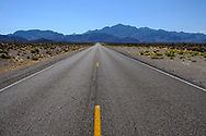 Nevada HWY 375 Extraterrestrial Highway to Area 51