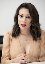 August 10, 2018 - Hollywood, CA, USA - Alyssa Milano stars in the TV series Insatiable  (Credit Image: © Armando Gallo via ZUMA Studio)