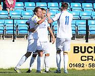 Colwyn Bay FC v Lowestoft Town 180415