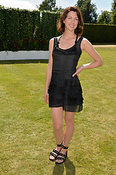 Margo Stilley at the Cartier Style et Luxe at the Goodwood Festival of Speed, Goodwood, West Sussex, England. 2 July 2017.<br /> Photo by Dominic O'Neill/SilverHub 0203 174 1069 sales@silverhubmedia.com